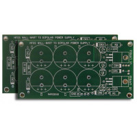 Wall Wart Bipolar Supply - PCB 2 Pack